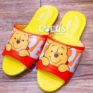 正版授權 迪士尼 小熊維尼 維尼熊 維尼 室內拖鞋 防滑拖鞋 維尼款 COCOS GF098
