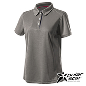 PolarStar 女 Coolmax抗菌POLO衫『沙灰』P20120 排汗衣 排汗衫 吸濕快乾 吸濕.排汗.透氣.快乾.輕量