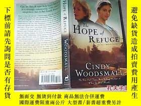 二手書博民逛書店The罕見HOPE of REFUGE WOODSMALL /避