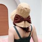 漁夫帽女夏季太陽帽