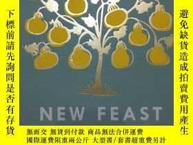 二手書博民逛書店new罕見feast modern middle eastern