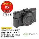 TWMSP★按讚送好禮★EyeScreen Sony RX-100 I / II / III 保固半年 EverDry PET防指紋 螢幕保護貼