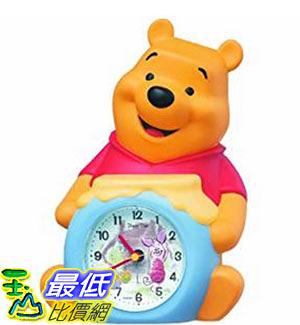 [東京直購] SEIKO CLOCK FD463A 時鐘 鬧鐘 Winnie 小熊維尼 Alarm Clock