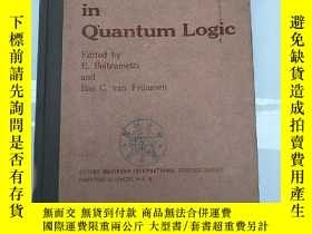 二手書博民逛書店current罕見issues in quantum logic