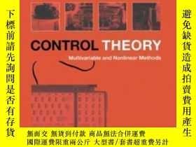 二手書博民逛書店Control罕見Theory-控制論Y436638 Torkel Glad; Lenn... Crc Pre