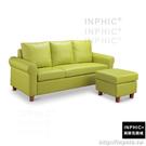 INPHIC-Lena 加勒比海綠 安妮三人座沙發 腳椅〔四色可選〕_JS2K
