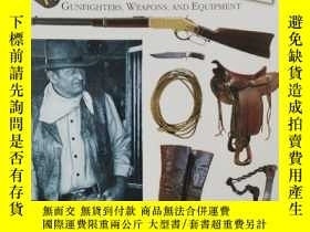 二手書博民逛書店John罕見Wayne s Wild West: An Illustrated History of Cowboy