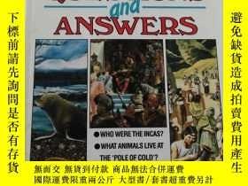 二手書博民逛書店THE罕見BUMPER BOOK OF QUESTIONSand ANSWERSY319155 bu xian