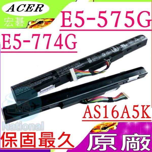 ACER 電池(原廠)-宏碁 AS16A5K,AS16A7K,AS16A8K,E5-575G-54XH,E5-575G-55NS,E5-774G電池,E5-774G-37ZB,E5-774G-518Y