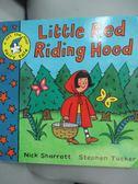 【書寶二手書T1/兒童文學_XCT】Lift-The-Flap Fairy Tales: Little Red…