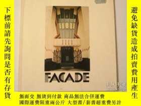 二手書博民逛書店Facade:罕見A Decade of British and