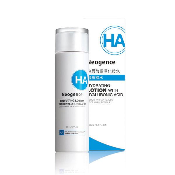 【Neogence 霓淨思】玻尿酸保濕化妝水 200ml 效期2021.12【淨妍美肌】