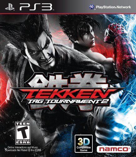 PS3 鐵拳 TT 2(美版代購)