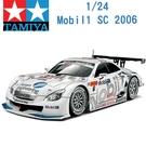 TAMIYA 田宮 1/24 模型車 Mobil 1 SC 2006 Masterwork Collection 21064