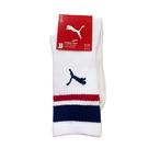 Puma 白紅色 襪子 長襪 男女款 運動長襪 棉質 23-27cm 黑色襪子 BB109202