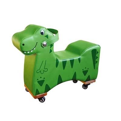 【華森葳兒童教玩具】感覺統合-恐龍腳行車 GP1-AZ12028