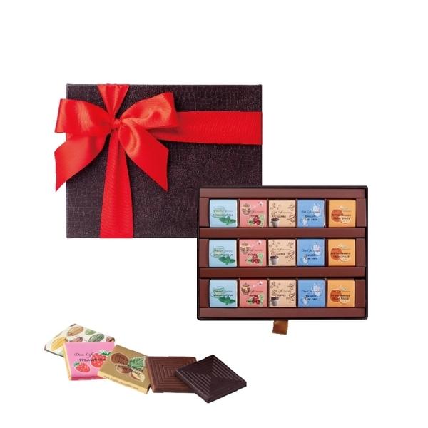 【Diva Life】尊尚禮盒 愛戀版(比利時手工夾心巧克力)