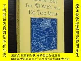 二手書博民逛書店Mediations罕見for Women who do too