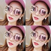 墨鏡女韓版潮復古2019新款防紫外線gm偏光網紅眼鏡街拍太陽鏡ins
