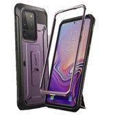 [9美國直購] SUPCASE UB Pro系列 Galaxy S20 Ultra 手機保護殼 Rugged Holster & Kickstand Case 黑/紫/寶藍