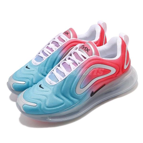 【四折特賣】Nike Wmns Air Max 720 Pink Sea 慢跑鞋 藍 粉紅 漸層 大氣墊 運動鞋 女鞋【ACS】 AR9293-600