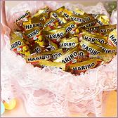 【幸福鏟子「德國小熊軟糖」X100份+大提籃X1個】-生日分享/兒童獎品/送客喜糖/來店禮/幸福朵朵