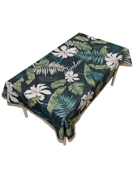 時尚可愛空間餐桌布 茶几布 隔熱墊 鍋墊 杯墊 餐桌巾656 (85*85cm)