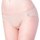 思薇爾-單品褲系列M-XL素面低腰三角內褲(麥膚色)