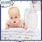 六層紗布睡袋/空調睡袋/防踢被/嬰兒睡袋.大尺寸 93CM