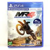 PS4 MotoRacer4 越野摩托車 MR4 原版片 亞版英文