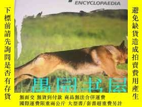 二手書博民逛書店英文原版罕見GERMAN SHEPHERD ENCYCLOPAE