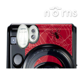 Norns MINI50s專用FUJIFILM富士原廠拍立得相機機身貼紙 【Spider款】Norns