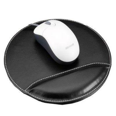 [奇奇文具]【雙鶖 Flying 滑鼠墊】波德徠爾 STM-9337皮質滑鼠墊