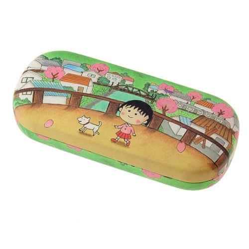 櫻桃小丸子 眼鏡盒/788-346