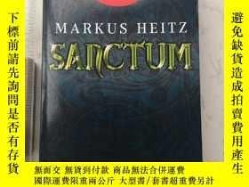 二手書博民逛書店Sanctum罕見德文德語德國Y385290 Markus Heitz Knaur Taschenbuch V