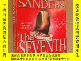 二手書博民逛書店The罕見Seventh Commandment 【第七條戒律,