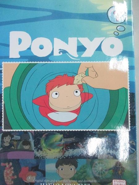 【書寶二手書T9/原文小說_HDI】Ponyo Film Comic, Vol. 1_Miyazaki, Hayao