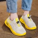 運動鞋2020春秋新款一腳蹬男童鞋寶寶彈力休閒鞋兒童