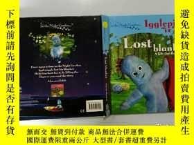 二手書博民逛書店In罕見The Night Garden: The Lost Blanket :花園寶寶:丟失的毯子Y2003