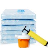 店長推薦特大號真空壓縮袋7只裝送手泵厚棉被衣服收納袋壓縮整理袋密封袋