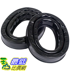 [美國直購] 3M Peltor HY80 密封環 Camelback Gel Sealing Rings Black 適用所有3M Peltor耳機
