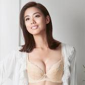 摩奇X-魔翼胸罩D-E罩杯內衣(璀璨金)ZB4618-SK