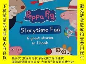 二手書博民逛書店peppa罕見pig storytime funY407488 peppa pig entertainment