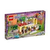 【南紡購物中心】【LEGO 樂高積木】姊妹淘 Friends 系列 - 心湖城餐廳(624pcs)41379