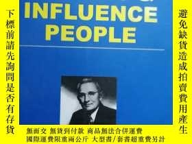 二手書博民逛書店how罕見to win friends & influence peopleY254800 Dale Carn