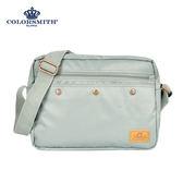 【COLORSMITH】TH・方型機能側背包-大象灰・TH1124-EG