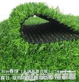 人造草坪牆塑料墊子假草綠色裝飾仿真植物戶外人工草皮地毯幼兒園 NMS生活樂事館