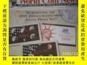 二手書博民逛書店World罕見Coin News(Vol.26,No.12)(D