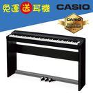 【卡西歐CASIO官方旗艦店】Privia 數位鋼琴 PX-160BK黑色(贈清潔組)
