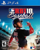PS4 RBI 18 棒球(美版代購)